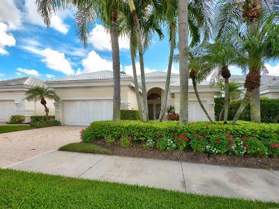Ballenisles Single Family Home Sold: 116 Emerald Key Lane