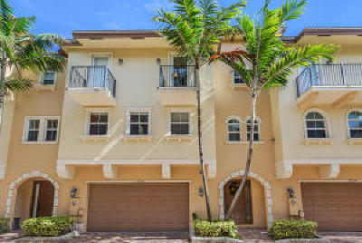 Pompano Beach Rental For Rent: 3246 NE 13 Street