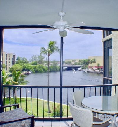 Boca Raton Condo For Sale: 7 Royal Palm Way #407