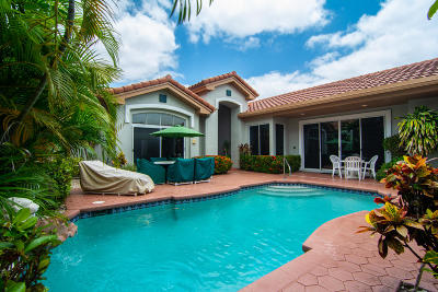 Boca Raton Single Family Home Contingent: 6301 NW 23rd Street