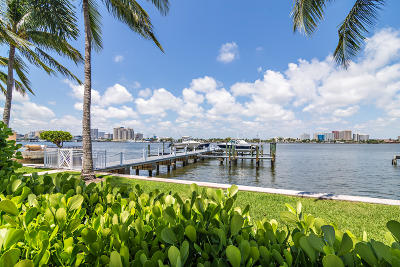 Palm Beach Condo For Sale: 250 Bradley Place #207