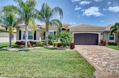 Boynton Beach Single Family Home For Sale: 8175 Green Mountain Road