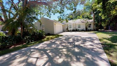 Jupiter Single Family Home For Sale: 18227 Jupiter Landings Drive