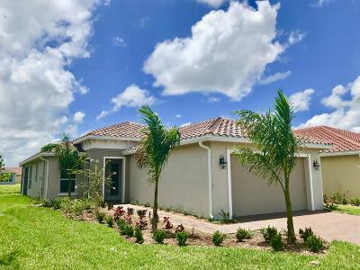 Tradition Single Family Home For Sale: 10232 SW Coral Tree Circle