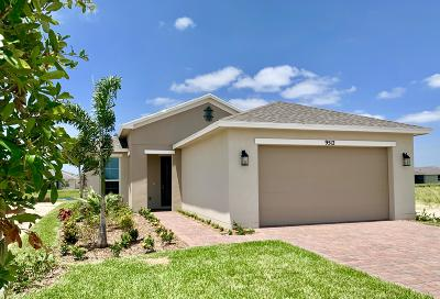 Tradition Single Family Home For Sale: 9512 SW Royal Poinciana Drive