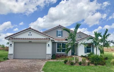 Tradition Single Family Home For Sale: 9898 SW Pear Tree Court