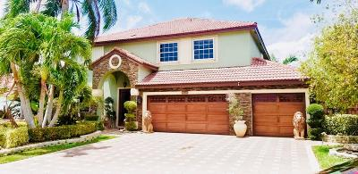 Boynton Beach Single Family Home For Sale: 9038 Indian River Run