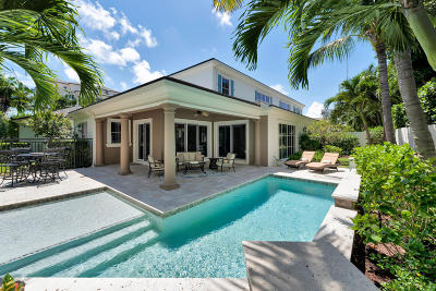 Palm Beach County Townhouse For Sale: 4010 Ocean Blvd