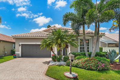 Boynton Beach Single Family Home Contingent: 7014 Castlemaine Avenue
