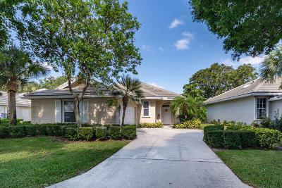 Palm Beach Gardens Single Family Home For Sale: 1024 Bedford Avenue