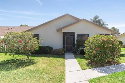 Delray Beach Single Family Home Contingent: 1305 NW 29th Avenue #A