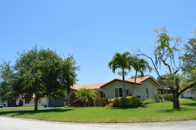 Coral Springs Single Family Home For Sale: 3901 NW 103 Drive