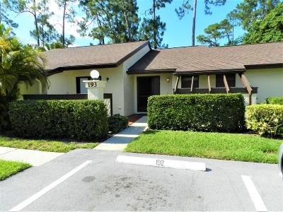Royal Palm Beach Single Family Home For Sale: 193 Mastic Tree Court