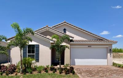 Tradition Single Family Home For Sale: 10033 SW Coral Tree Circle
