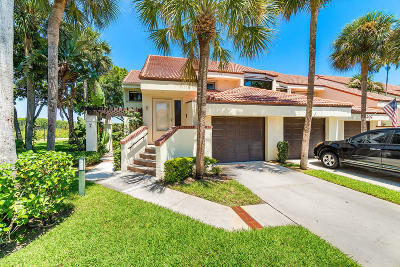 Juno Beach Condo For Sale: 202 Sea Oats Drive #E