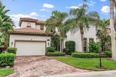 Palm Beach Gardens Single Family Home For Sale: 113 Siesta Way