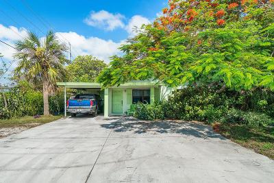 Lantana Single Family Home For Sale