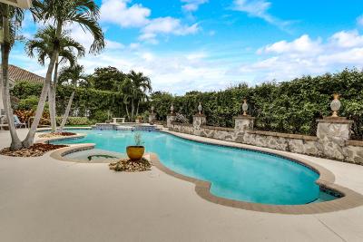 Boynton Beach Single Family Home For Sale: 7242 Brunswick Circle