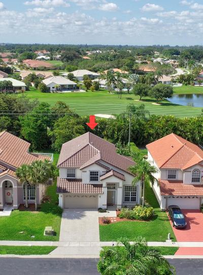 Boca Raton Single Family Home For Sale: 10912 La Salinas Circle