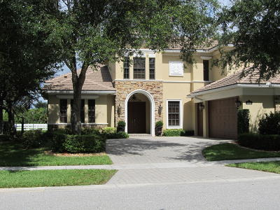 Boynton Beach Single Family Home For Sale: 8881 Equus Circle