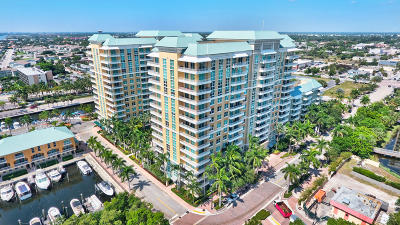 Boynton Beach Condo For Sale: 700 E Boynton Beach Boulevard #Unit 202