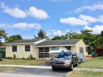 Fort Lauderdale Single Family Home For Sale: 4740 SW 12th Court
