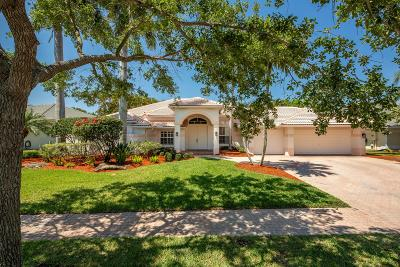 Palm City Single Family Home Contingent: 2586 SW Mayacoo Way