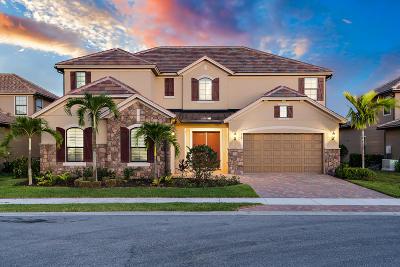 Jupiter Single Family Home For Sale: 218 Alcove Point Lane