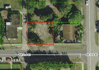 Delray Beach Residential Lots & Land For Sale: 311 SE 3rd Street