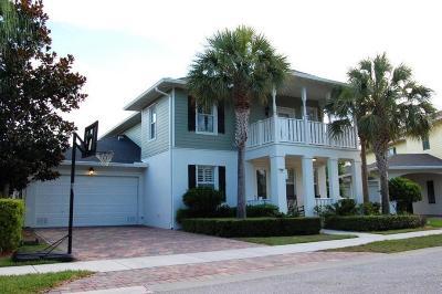 Jupiter Single Family Home For Sale: 106 Lagrange Way