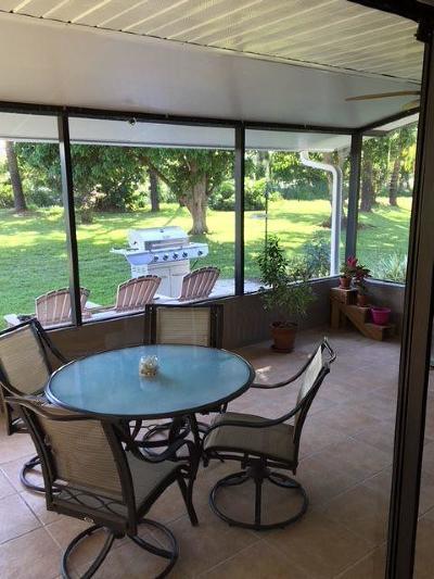 Stuart Single Family Home For Sale: 5260 SE Sterling Circle