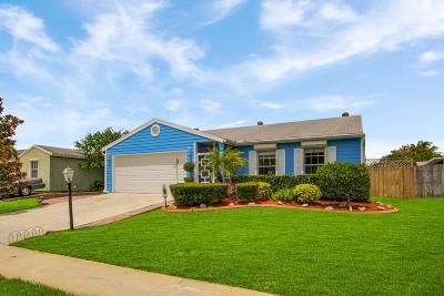 Lake Worth Single Family Home For Sale: 5239 Harwood Lane
