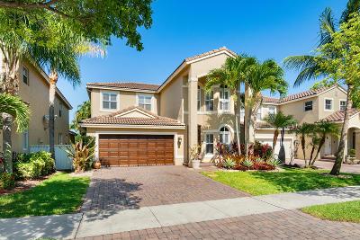 Delray Beach Single Family Home For Sale: 1191 W Magnolia Circle