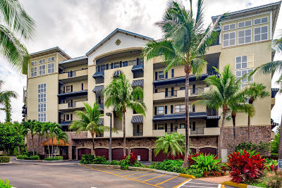 Palm Beach County Condo For Sale: 1035 S Federal Highway #Ph5