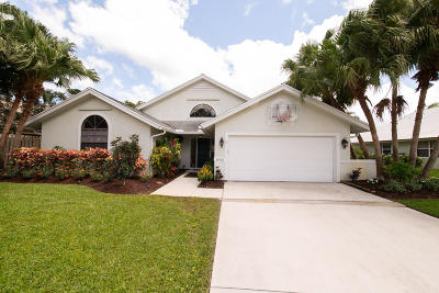 Stuart Single Family Home For Sale: 1942 NW 21st Terrace