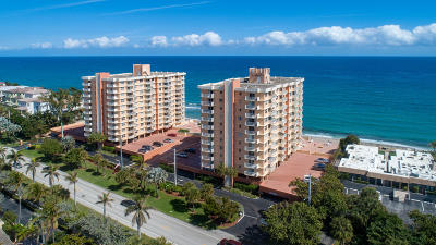 45 Ocean, 45 Ocean Condo Rental For Rent: 4505 S Ocean Boulevard #201