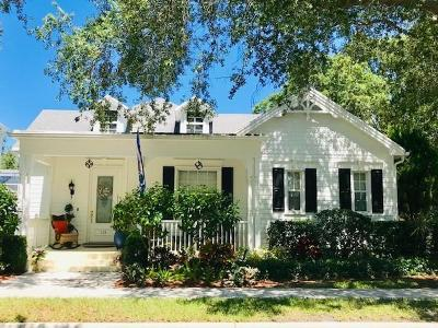 Single Family Home Sold: 115 Date Palm Drive