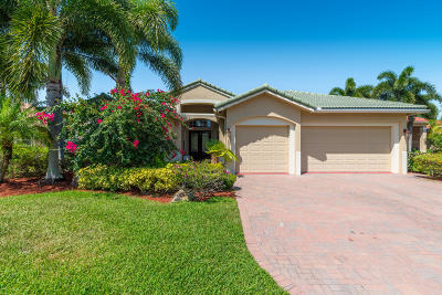 Palm City Single Family Home For Sale: 5029 SW Saint Creek Drive