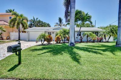 Boynton Beach Single Family Home For Sale: 2322 SW 10th Street