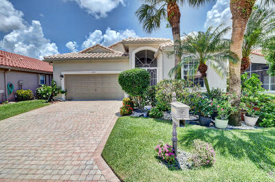 Boynton Beach Single Family Home For Sale: 6975 Lismore Avenue