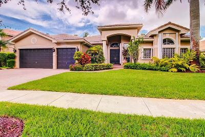 Boca Raton Single Family Home For Sale: 11792 Bayfield Drive