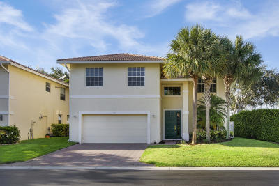 Palm Beach Gardens Single Family Home For Sale: 141 Hidden Hollow Terrace