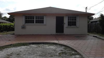 Delray Beach Single Family Home For Sale: 606 SE 2nd Avenue