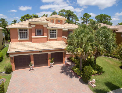 Royal Palm Beach Single Family Home For Sale: 2246 Ridgewood Circle