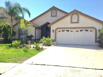 Wellington Rental For Rent: 12631 White Coral Drive