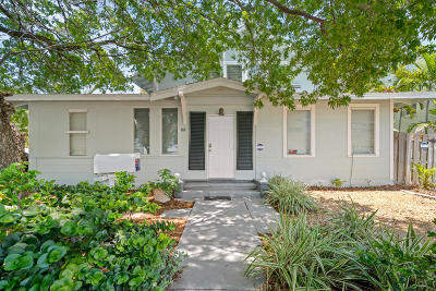 Lake Worth Multi Family Home For Sale: 204 S M Street