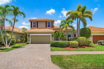 Boynton Beach Single Family Home For Sale: 4899 Tropical Garden Drive