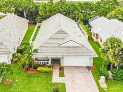 Port Saint Lucie Single Family Home For Sale: 138 NW Pleasant Grove Way