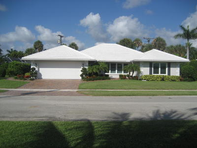 Boca Raton Single Family Home Contingent: 1163 SW Mulberry Way