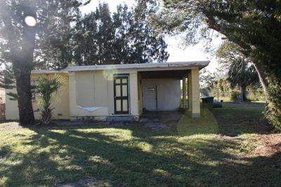 Fort Pierce Single Family Home For Sale: 1307 20th Street
